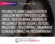 Peelingi jak nic innego odświeżą i poprawią koloryt Twojej skóry :) #BeautyExpert #Peeling #Peelingi #piling #złuszczanie #Cera #skóra #pielęgnacja #Ciekawostkimedyczne
