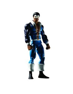 The History of the DC Universe Series 2 Black Lightning Action Figure