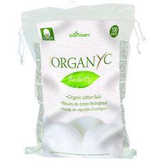 Organyc lovely soft 100% organic cotton wool balls
