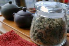 Giảm cân, trị mất ngủ bằng trà lá sen | Trà Lá Sen - Trà Thảo Dược Giảm Cân An Toàn Mason Jars, Mason Jar, Jars