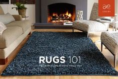 Rugs 101 Including pg.23 how to select a rug for your living room or dining room