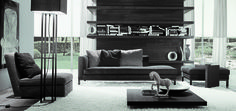 """Tito"" Sofa by Frigerio"