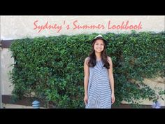Summer Lookbook 2015 - YouTube