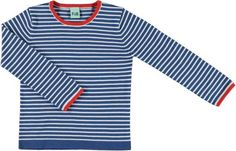 FUB - Genser Striped Ecru/Petrol
