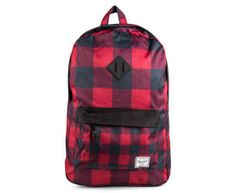 Herschel Supply Co 21L Heritage Backpack - Buffalo Plaid