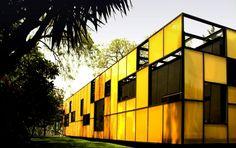 Rojkind arquitectos - Oficinas de Falcon en San Angel, México DF.
