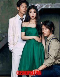 Oh Snap! IU and her seven flower boy princes » Dramabeans Korean drama recaps