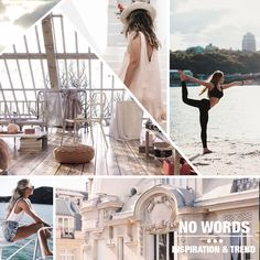 sport, fitness, light, stretching, yoga, decor, holiday, sea, architecture, no words.