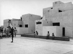 Candilis, Josic & Woods - Cité Verticale/Horizontale, 1953 Casablanca