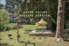 Don't miss the Happy Valley Wedding Festival - 23-09-17 https
