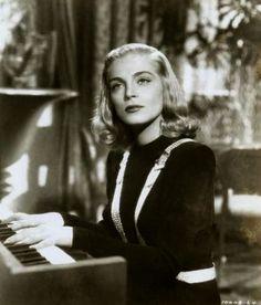 """Lizabeth Scott en """"Al Volver a la Vida"""" (I Walk Alone), 1948"""
