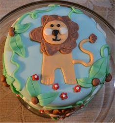 Jungle cake Jungle Cake, Cub Scouts, Desserts, Ideas, Food, Tailgate Desserts, Meal, Dessert, Eten