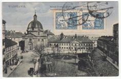 Warszawa  Rynek Nowego Miasta   1915 (122)