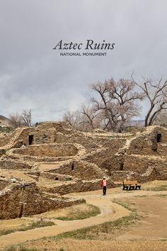 Aztec Ruins National Monument New Mexico - a UNESCO World Heritage Site // localadventurer.com