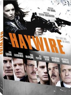HAYWIRE DVD Contest