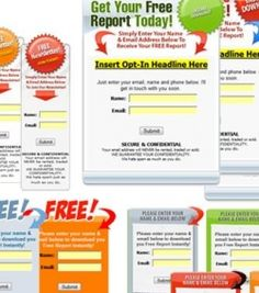 Are you ready to start building a huge email list? If you are then it may be time to consider using some killer squeeze page templates to make...    http://www.squidoo.com/killer-squeeze-page-templates