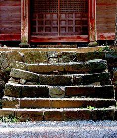 a Hachiman Shrine in Ojomo, Japan