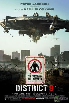 DISTRICT 9   2009,but still its the best action movie ever created in S.A (personaly saying)