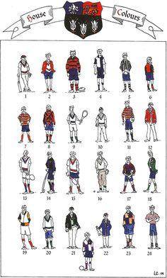 Unabashedly Prep - Eton Colours: An Essential Illustrated Aide Memoire College Uniform, Men In Uniform, Private School, Public School, Ivy Style, Men's Style, Independent School, Preppy Men, England And Scotland