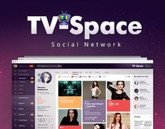 """Check out this @Behance project: """"TV-Space"""" https://www.behance.net/gallery/16640675/TV-Space"""
