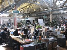 IDEO San Francisco: be collaborative as state of mind