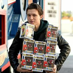Me whenever I see a Funko Pop of a character I love. Lol