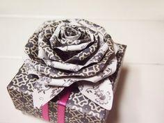 作り方:A4サイズの紙1枚でつくるバラのお花 | 賃貸マンションで海外インテリア風を目指すDIY・ハンドメイドブログ<paulballe ポールボール>