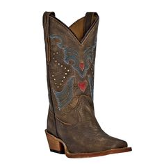 Dan Post Children's Steel Heart Western Boots