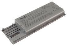 DENAQ - 6-Cell Lithium-Ion Battery for Select Dell Latitude and Precision Laptops, DQ-PC764