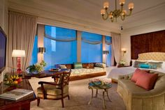El lujoso St.Regis Hotel Singapur dispone de una impresionante colección de arte asiático | Ver Y Visitar