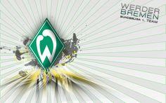 SV Werder Bremen White Logo