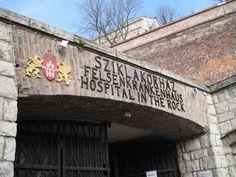Sziklakórház (hospital in the rock), Budapest - Hungary