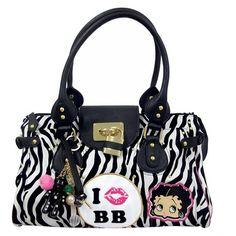 Betty Boop On Safari Women's Print Handbag (UK and Ireland): £39.99