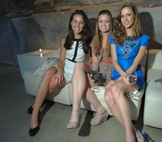 Cori Sue Morris, Sophie Pyle and Lindsey Becker by pamelaspunch, via Flickr
