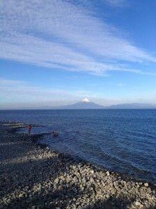 A view of Osorno