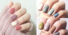 Nail color families