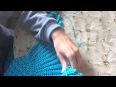 This video is about A tutorial on How to make a whimsical; Crochet Mermaid Tail using only simple Crochet Techniques, step by step instructions by AnnooCroch.this is made in 1 piece Crochet Mermaid Tail Pattern, Crochet Mermaid Blanket, Mermaid Tail Blanket, Crochet Girls, Cute Crochet, Simple Crochet, Basic Crochet Stitches, Crochet Patterns, Knitting Patterns