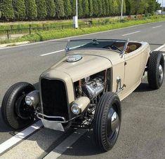 Hot Rods, Classic Hot Rod, Classic Cars, Hot Rod Pickup, Auto Retro, Traditional Hot Rod, Hot Rod Trucks, Hot Rod Cars, Ford Roadster
