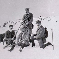 Twitter / harristweed777 : Harris Tweed - Mountaineering ...