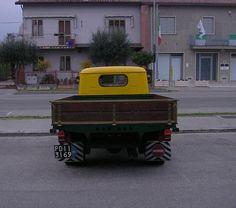 Fiat 615n Padova rear (Patrick_Glesca) Tags: light italy classic truck vintage italian italia fiat diesel historic lorry camion padova italiano nafta storico lkw veneto autocarro 615 teolo selvazzano 615n
