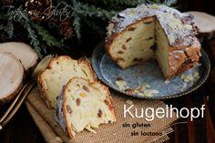 Kugelhopf o Pan de Pasas Alsaciano #singluten #sinlactosa Seguimos con las recetitas navideñas !! Hoy os traigo  una especie de pan o bizcocho con pasas y almendras muy típico de la zona de Alemania.... Además sin gluten y sin lactosa!! #proceli