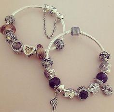 Tendance Bracelets  Pandora #pandora #charms #silver