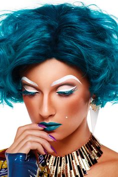 The Beautiful Life of Illamasqua's Alex Box