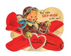 loads of darling vintage Valentines!!