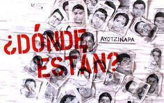 El día de hoy se cumplen tres años del caso Iguala y la desaparición de los 43 estudiantes normalistas de la Normal Rural Isidro Burgos de Ayotzinapa #Ayotzinapa: #CNDH #Ayotzinapa3años #DDHH #VivosLosQueremos