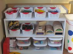 Classroom set up and clutter control!