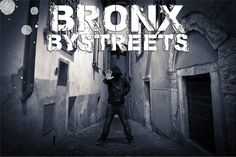 Bronx Bystreets © by Hypefonts on Creative Market