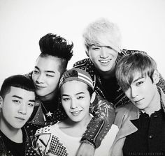 Bigbang (Top Bigbang People)