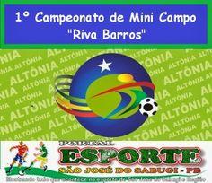 Portal Esporte São José do Sabugi: Definidos os semifinalistas do 1º Campeonato Riva ...