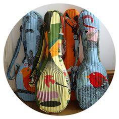 Ukulele gig bags by Ivy Arch